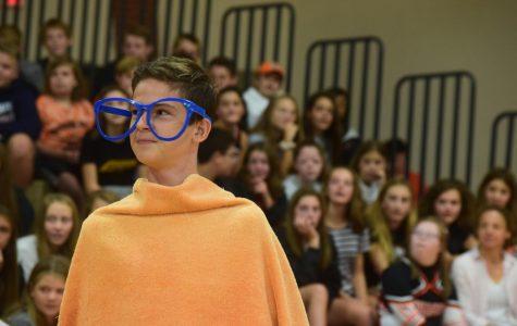 "Jim ""Basketball"" Jones Pumps Students Up"