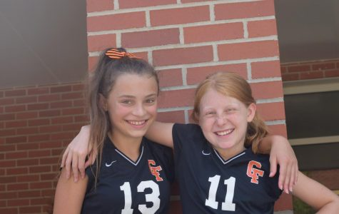 Seventh grade volleyball team improves immensely throughout the season