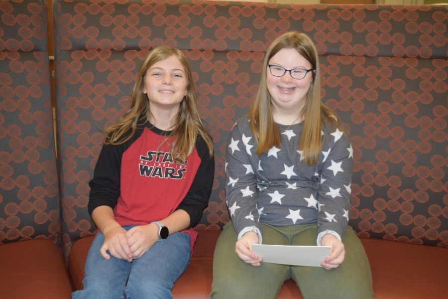 Mondays with Maggie Episode 9: January Students of the Month