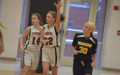 Girls Basketball Team Beats Beachwood