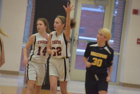 Girls Basketball Team Beats Beachwood