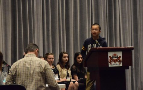 Reigning Champion Jason Cheng Wins Spelling Bee