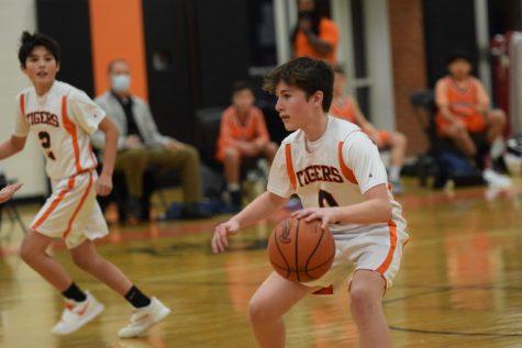 Seventh Grade Boys Basketball Beat Orange
