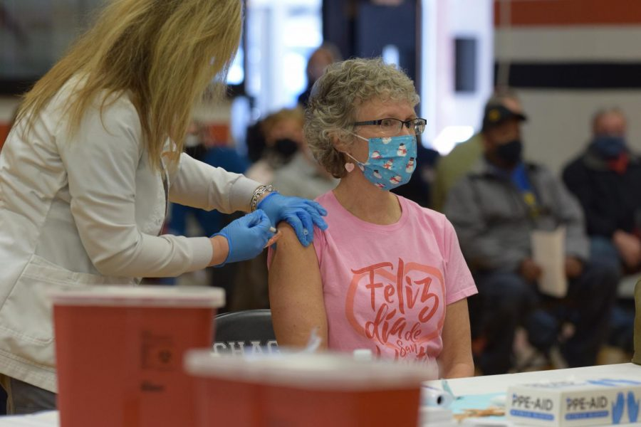 CFEVS Hosts Vaccination Clinic in Collaboration with the Geauga County Board of Health