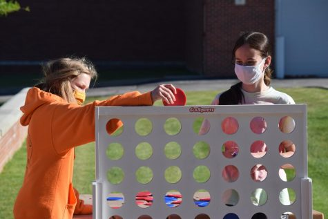 Field Day Brings Fun for Seventh graders